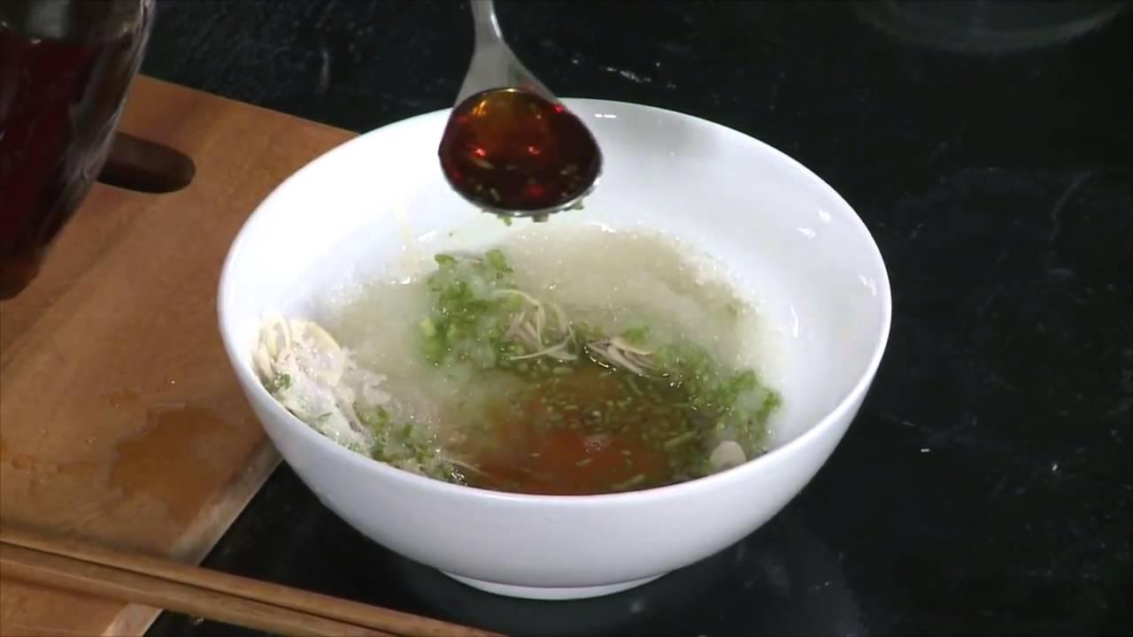 cách làm gỏi hải sản thái lan