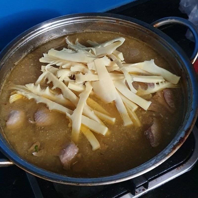 Bước 4 Làm vịt nấu chao Vịt nấu chao
